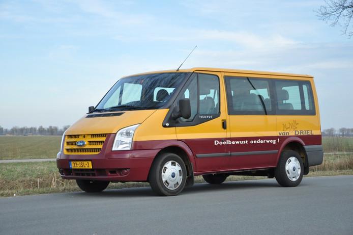 Van Driel verzorgt een deel van het regiovervoer in Midden-Brabant.