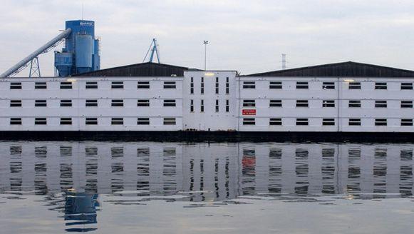 De Reno-ponton in Gent.