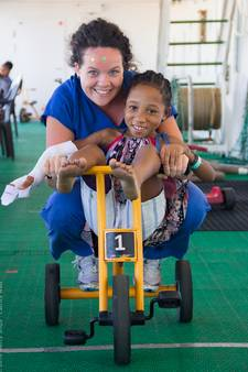 Verpleegkundige Deventer Ziekenhuis tien maanden naar hospitaalschip in Kameroen