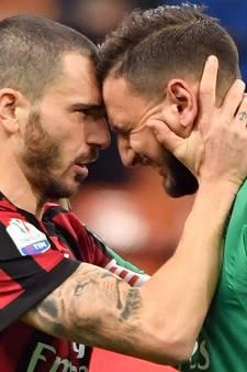 AC Milan verslaat Hellas Verona in Coppa Italia