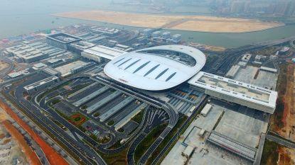 China start met bouw van 's werelds grootste testsite voor zelfvarende schepen