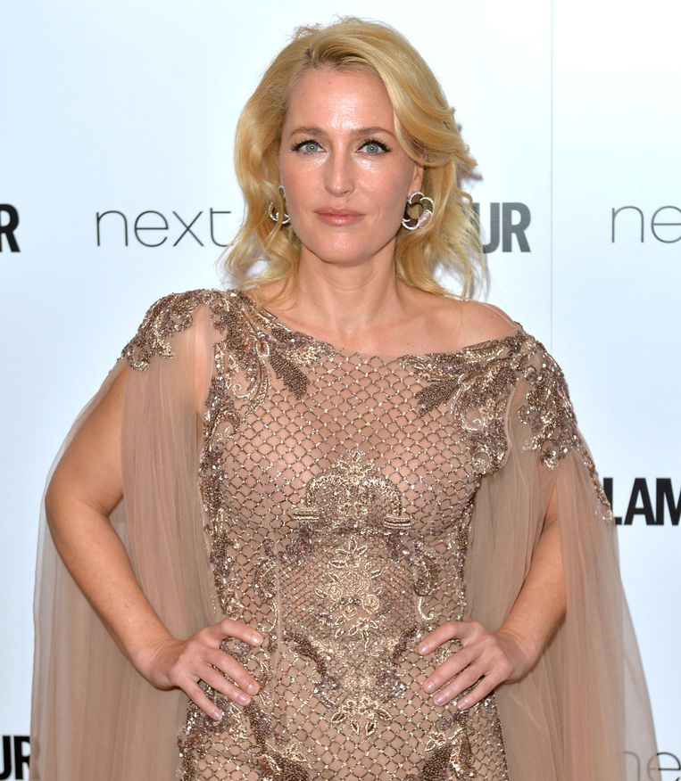 Gillian anderson naked Nude Photos 36