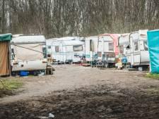 """Wordt Romaproject aan Lübeckstraat kleinschaliger? """"Doel blijft om alle barakken te laten verdwijnen"""""""