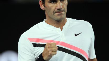 Federer op kruissnelheid, nu wacht revelatie Chung