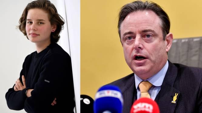 """De Wever versus De Wever? Anuna reikt Bart de hand: """"Ik wil samenwerken. Klimaat heeft geen kleur"""""""