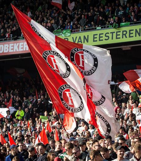 Kampioenskoorts heerst in de Kuip: ná PSV nog tien wedstrijden te gaan