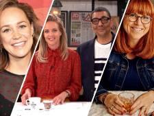 Foodblogger Susan Aretz en musicalactrice Anouk Maas in De Ochtend Show to go