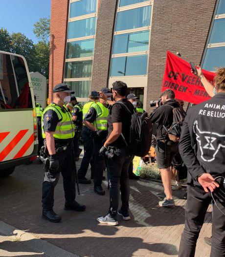 Rechter over bezetting kantoor ZLTO door Animal Rebellion: 'Betrekkelijk licht vergrijp'