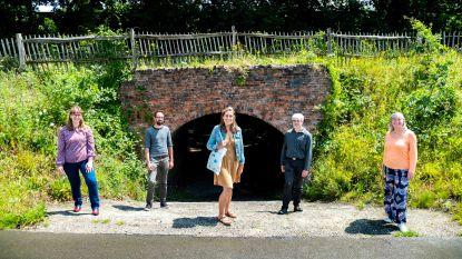 """Vier nieuwe wandelingen zetten historische tunnels in de kijker: """"Unieke relicten uit het steenbakkerijverleden"""""""