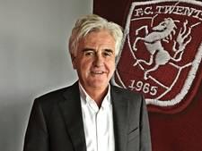 Ex-topmanager Takens nieuwe voorzitter FC Twente