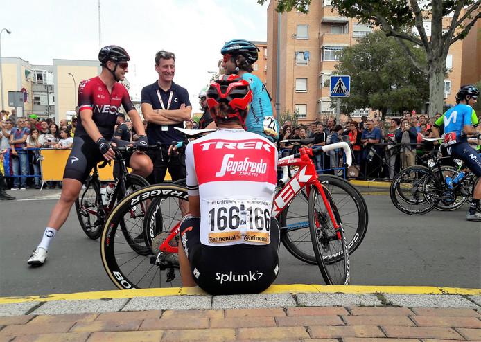 De Vuelta, ofwel de Ronde van Spanje, doet medio augustus volgend jaar Utrecht, Den Bosch en Breda aan.