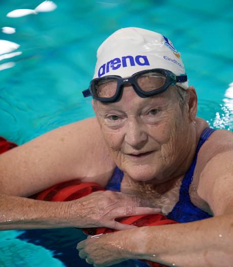 Ook Lottie (82) uit Nuenen is nu een kampioene