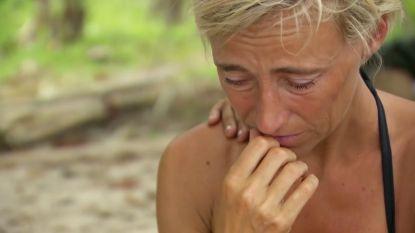 Wrevel in 'Expeditie Robinson': Annick stelt haar vrijwillige vertrek weer uit