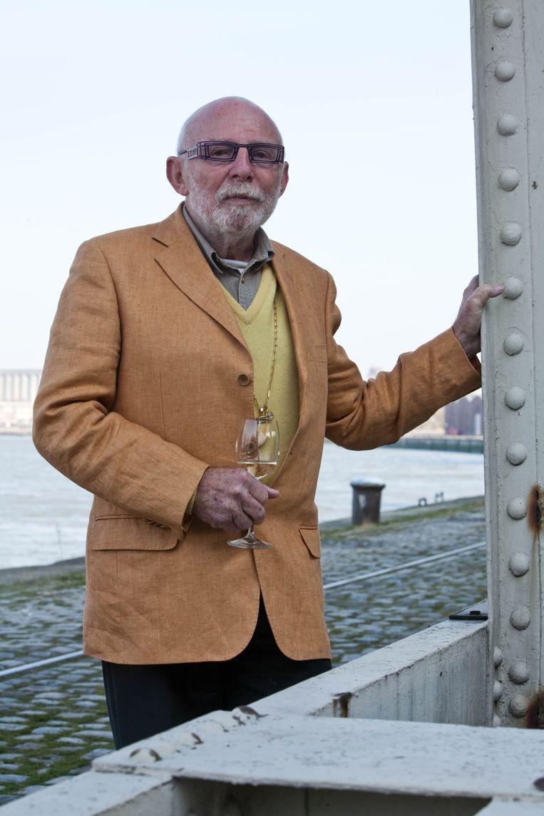 Jef Geeraerts (1930-2015). Foto uit 2009.