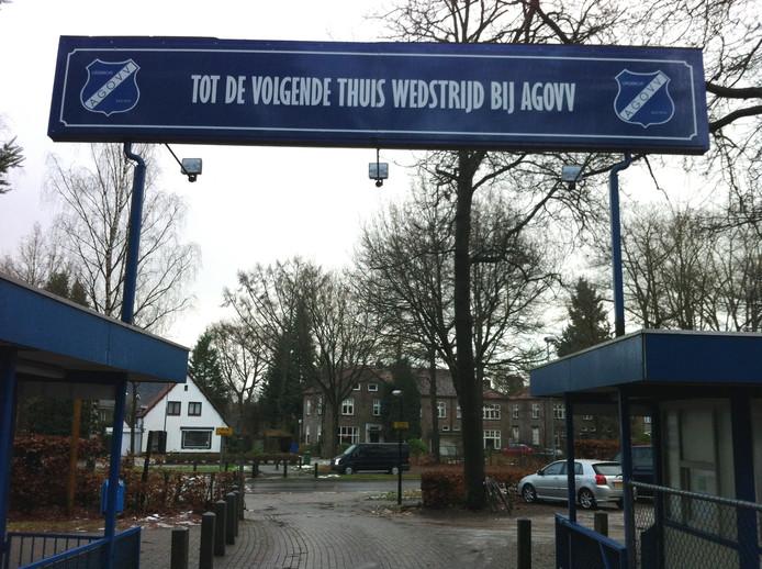 AGOVV Apeldoorn left nog. Op vrijdag 21 december kan 'gewoon' het thuisduel met Fortuna Sittard plaatsvinden.