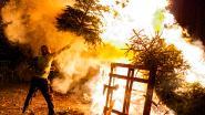 Kerstboomverbranding Chiro Sint-Job voor het goede doel