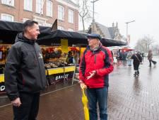 Tomaten, eurootje! Het leven op de markt in Etten-Leur gaat door