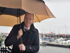 Cees van den Bos kan aan de bak als burgemeester van Urk: 'Hier gebeuren dingen, daar hoeven we niet omheen te draaien