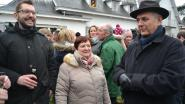 Voormalig burgemeester Willy Michiels heeft knop omgedraaid