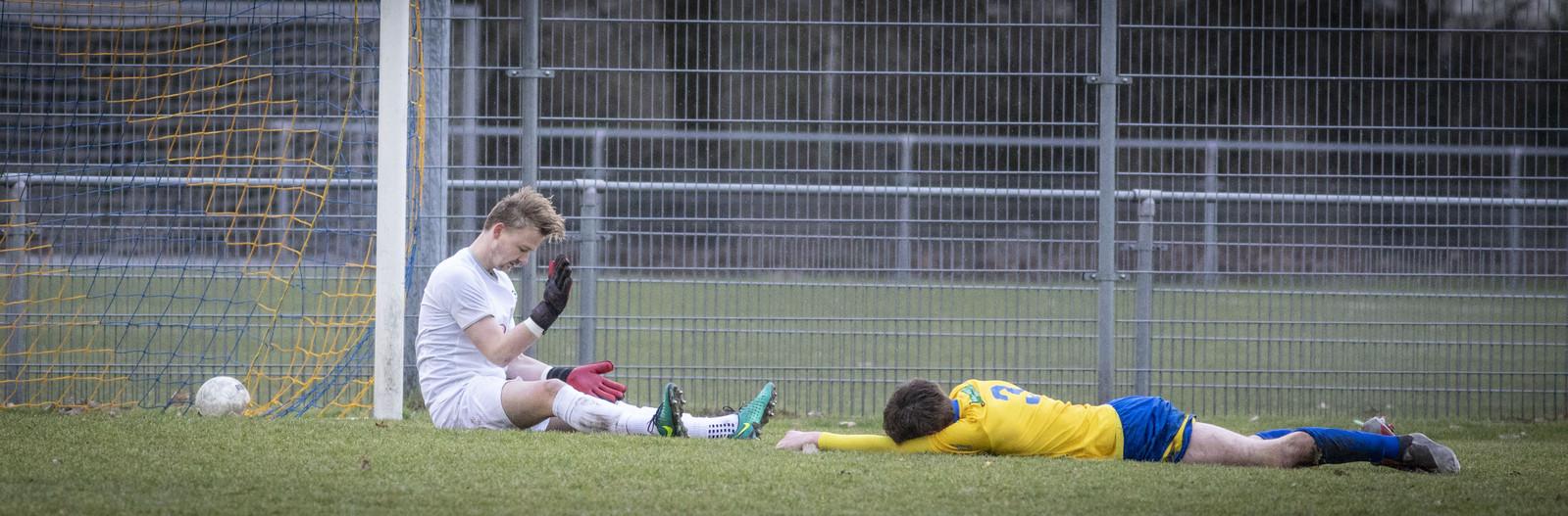 De Esch speelt een degradatieduel tegen ON Almelo.