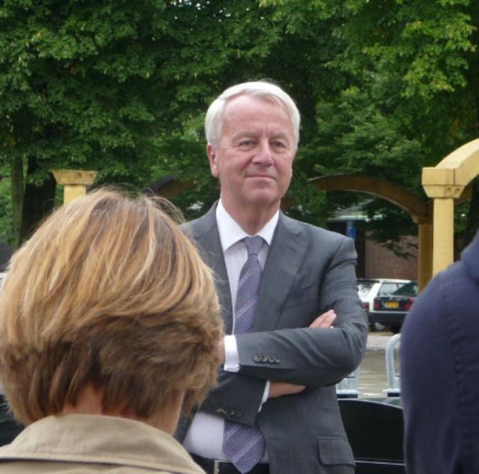 Burgemeester Peter Noordanus van de gemeente Tilburg