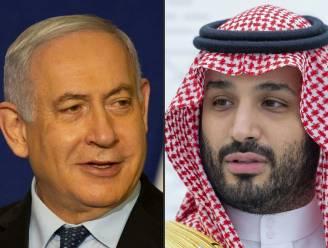 Netanyahu had geheime ontmoeting met Saudische kroonprins en Pompeo