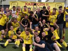 Rondje langs de kampioenen: BVV Borne