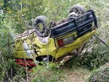 Jeepsafari eindigt in familiedrama in Turkije: 'Bestuurder moet als een bezetene hebben gereden'