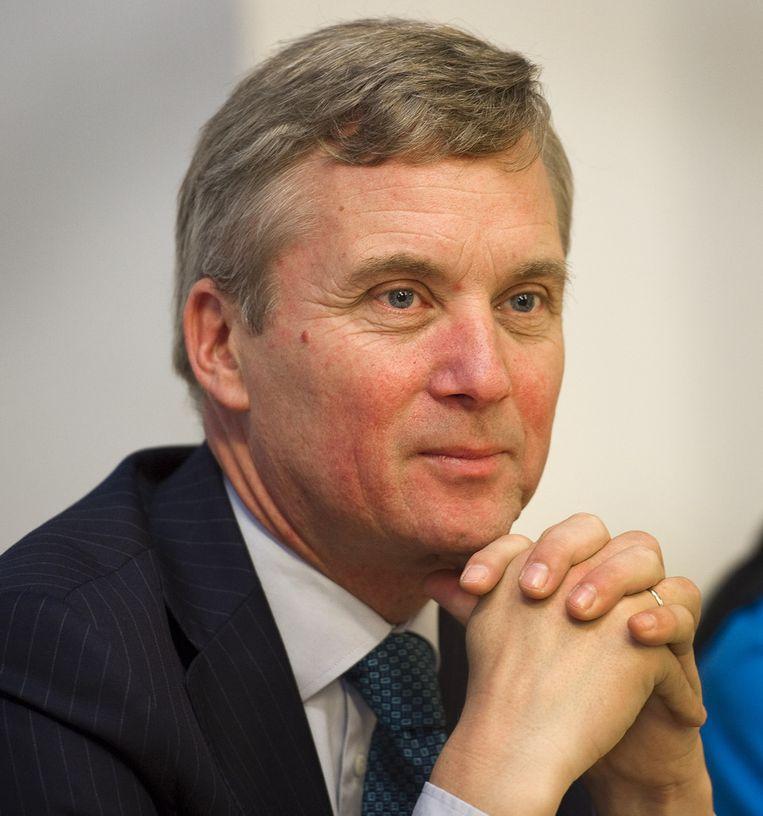 Wethouder Eric van der Burg. Beeld anp