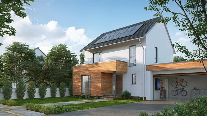 Nissan wil dit jaar ook in Nederland energiesystemen voor thuis gaan leveren. Het gaat dan onder andere om zonnepanelen en een opslageenheid.