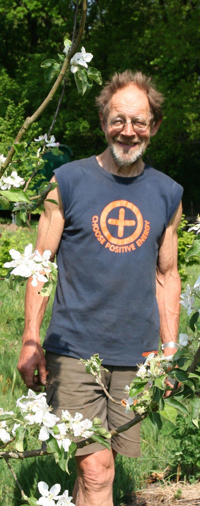 Joop Boer (1945-2019) was actievoerder en tomeloze minimalist - Volkskrant