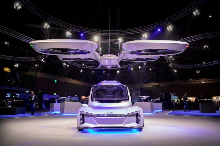 Verbazingwekkend Zijn we klaar voor de toekomst van de drone? | Trouw ZI-34