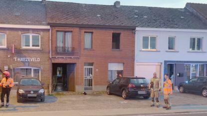 Fornuis in brand: politie redt man uit woning in Velzeke