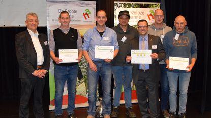 Hamont-Achel valt in prijzen bij finale 'Groene-Lente'-wedstrijd