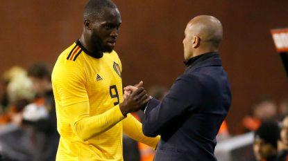 """Martínez begrijpt controverse rond Lukaku niet: """"Waarom benadrukt iedereen constant zijn zwakke punten?"""""""