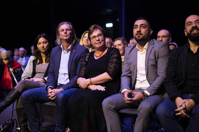 Jannie Visscher is de nieuwe partijvoorzitter van de SP. Zij volgt Ron Meyer op die opstapte na de reeks verkiezingsnederlagen.