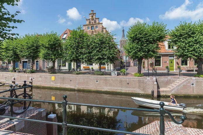 Martijn Riezebos (CDA) opperde om bijvoorbeeld de stadsgracht van Hasselt het hoogste kwaliteitsniveau te geven.