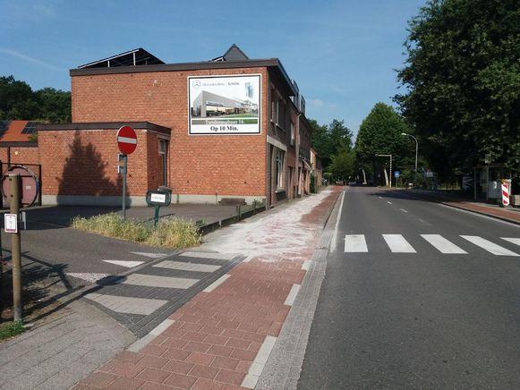 De werken kaderen in een fietsnetwerk dat de gemeente uitrolt in Halle.