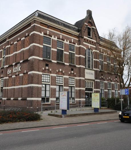 Gemeentebestuur Almelo houdt vast aan appartementen in oude Kolkschool
