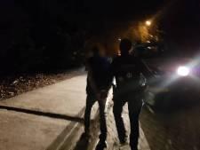 'Kiekeboe!' In bosjes verstopte agent en boa verrassen mogelijke inbrekers in buitengebied van Goirle