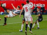 Spectaculaire omhaal De Jong bij zege Real op Sevilla