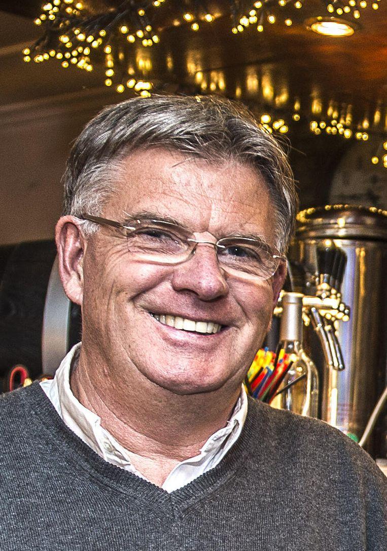 Bob Merckx van Café De Post