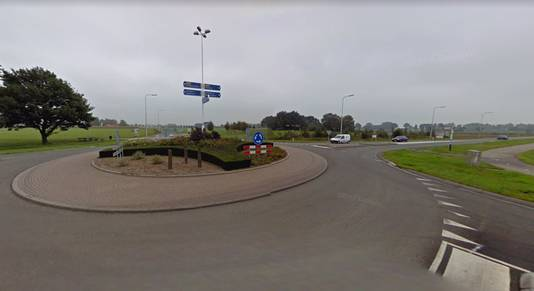 Aan weerszijden van de Kruisbergseweg bij Keijenborg worden nieuwe bushaltes gebouwd.