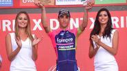 """Verrassende ritwinnaar in Vuelta geeft visitekaartje af: """"Voelde mij fantastisch goed"""""""