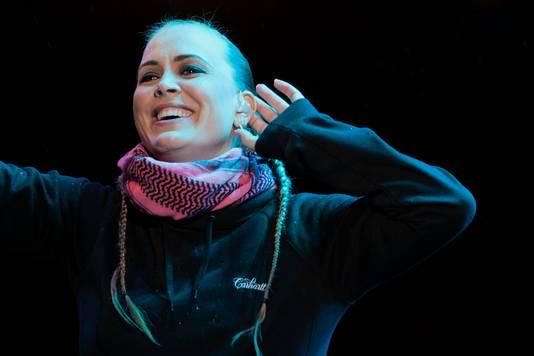 Zangeres Anouk is één van de headliners van het Zomerspektakel aan het Meer in Alphen.