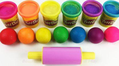 Herinner je je de geur van Play-Doh? Hij is nu geregistreerd als handelsmerk