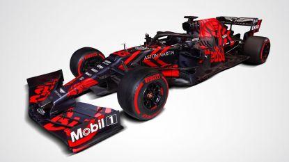 Nieuwe Honda-motor is de grote onbekende voor Verstappen bij Red Bull, bolide voor testdagen krijgt speciale kleuren