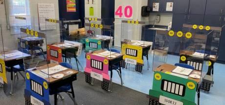 L'idée géniale de deux institutrices pour rendre la distanciation sociale en classe amusante