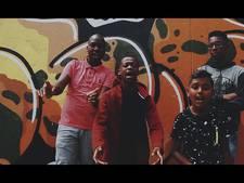 Amsterdamse groep 8 maakt rapvideo voor afscheidsmusical