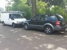 Wagen Ierse klusbaas in beslag genomen in Ruurlo